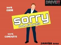 100% DE RÉUSSITE à l'examen de code et de la conduite pour l'auto école DRIVE IT en janvier!