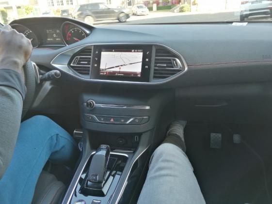 conduite boîte automatique